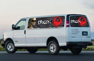 cheap van wrap special